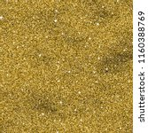 glitter golden gradient with... | Shutterstock .eps vector #1160388769