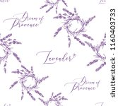 lavender seamless pattern with...   Shutterstock .eps vector #1160403733