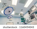 operating room for surgical...   Shutterstock . vector #1160454043