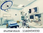operating room for surgical...   Shutterstock . vector #1160454550