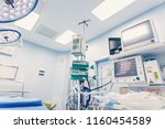 operating room for surgical...   Shutterstock . vector #1160454589