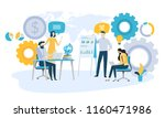 vector illustration concept of... | Shutterstock .eps vector #1160471986