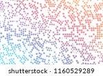 light blue  red vector... | Shutterstock .eps vector #1160529289