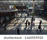 edinburgh  uk   circa june 2018 ... | Shutterstock . vector #1160555920