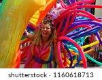 brighton east sussex uk 08 04... | Shutterstock . vector #1160618713