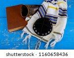yom kippur  rosh hashanah... | Shutterstock . vector #1160658436