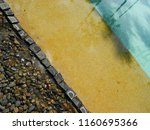 many textures of swimming pool | Shutterstock . vector #1160695366