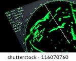 closeup fragment of ships... | Shutterstock . vector #116070760