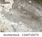 white and gray walls old | Shutterstock . vector #1160710273