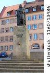 nuremberg  germany  june 21 ... | Shutterstock . vector #1160713486