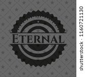 eternal retro style black emblem | Shutterstock .eps vector #1160721130