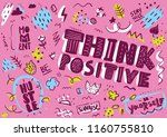 typography with slogan for t... | Shutterstock .eps vector #1160755810