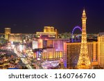 las vegas  usa   july 24  2018  ... | Shutterstock . vector #1160766760