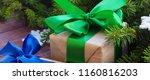 banner for website  christmas... | Shutterstock . vector #1160816203