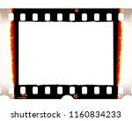 Old fashioned 35mm filmstrip or ...