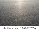 black asphalt road background... | Shutterstock . vector #1160878966