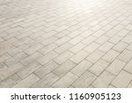 modern city square floor... | Shutterstock . vector #1160905123