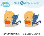 find differences  education... | Shutterstock .eps vector #1160926546