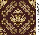 classic seamless vector pattern....   Shutterstock .eps vector #1160942530