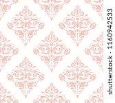 orient vector classic pattern....   Shutterstock .eps vector #1160942533