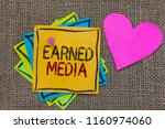 conceptual hand writing showing ... | Shutterstock . vector #1160974060