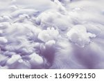 abstract background of clouds... | Shutterstock . vector #1160992150