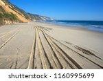 rainbow beach  queensland ... | Shutterstock . vector #1160995699