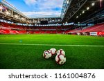 moscow  russia   august 13 ... | Shutterstock . vector #1161004876