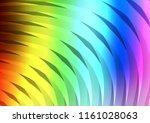 light multicolor  rainbow... | Shutterstock .eps vector #1161028063