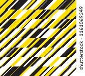 modern dynamic diagonal stripes ... | Shutterstock .eps vector #1161069349
