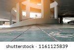 spiral ramp slope for car...   Shutterstock . vector #1161125839