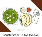 illustration vector isolated... | Shutterstock .eps vector #1161158563