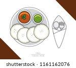 illustration vector isolated... | Shutterstock .eps vector #1161162076
