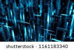 3d render abstract background....   Shutterstock . vector #1161183340
