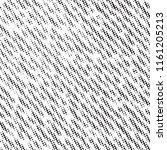 halftone black overlay texture. ... | Shutterstock .eps vector #1161205213