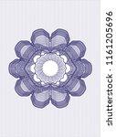 blue passport money rossete | Shutterstock .eps vector #1161205696