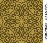 beautiful textile graphic...   Shutterstock . vector #1161226093