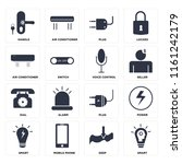 set of 16 icons such as smart ...