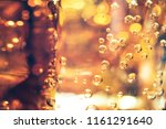 background of cola with ice and ... | Shutterstock . vector #1161291640