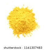 curry powder top view | Shutterstock . vector #1161307483