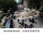 baku  azerbaijan   06.23.2018 ... | Shutterstock . vector #1161316276
