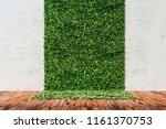 3d render of green fresh... | Shutterstock . vector #1161370753