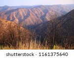 sunrise in the mountains | Shutterstock . vector #1161375640