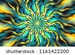 bright shining energetic...   Shutterstock . vector #1161422200