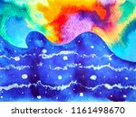 abstract colorful bubble art... | Shutterstock . vector #1161498670