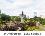 boston  massachusetts   august... | Shutterstock . vector #1161535816