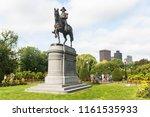 boston  massachusetts   august... | Shutterstock . vector #1161535933