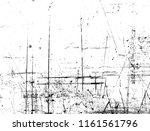 grunge texture. distress... | Shutterstock .eps vector #1161561796