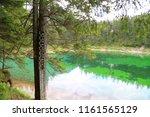 gruner see   beautiful green... | Shutterstock . vector #1161565129
