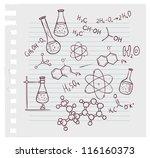 vector illustration of hand... | Shutterstock .eps vector #116160373